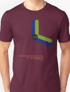 St. Andrew 1966 station Unisex T-Shirt