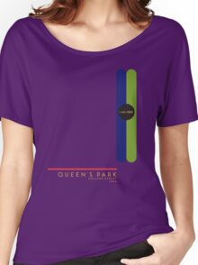 Queen's Park 1966 station Women's Relaxed Fit T-Shirt