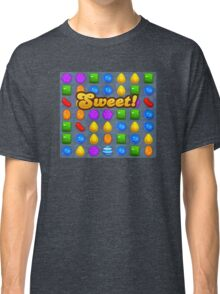 Sweet Candy Crush saga game Classic T-Shirt