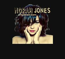 Norah Jones Little Broken Heart Live 2016 Unisex T-Shirt