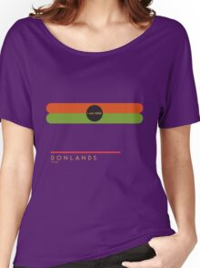Donlands 1966 station Women's Relaxed Fit T-Shirt