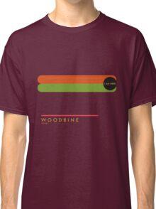 Woodbine 1966 station Classic T-Shirt