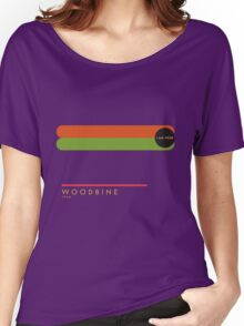 Woodbine 1966 station Women's Relaxed Fit T-Shirt