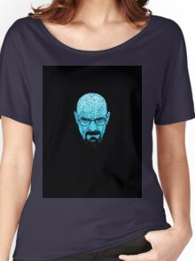 Walter White (Blue Gold) Women's Relaxed Fit T-Shirt