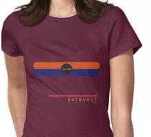 Bathurst 1966 station Womens Fitted T-Shirt