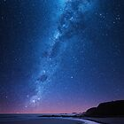 Nebula over Bushrangers Bay by Mark Shean