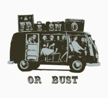 Fresno Or Bust! Kids Clothes