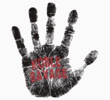 Hand of Noble Savage by RootsofTruth