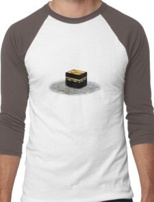 Kaaba T Shirt and iPhone case and iPad case Men's Baseball ¾ T-Shirt