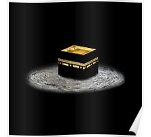 Kaaba T Shirt and iPhone case and iPad case Poster