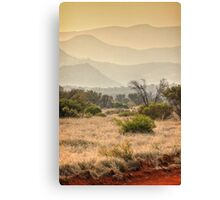 Amata haze Canvas Print
