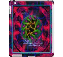 desert rose iPad Case/Skin
