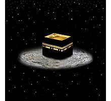 Kaaba Stars prints, cards, posters, iPad and iPhone case Photographic Print