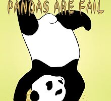 Pandas Are Fail by CatAstrophe