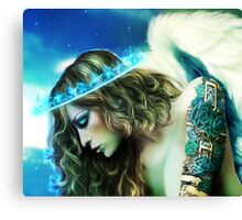Angelic Canvas Print