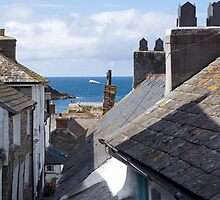 st isaac rooftops by Anne Scantlebury