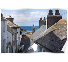 st isaac rooftops Poster