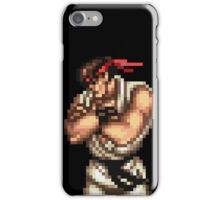 Ryu Victory Pose Street Fighter iPhone Case/Skin