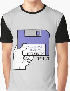 Amiga Workbench Graphic T-Shirt
