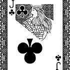 Simple Jack of Clubs by RonMock