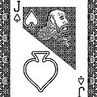 Simple Jack of Spades by RonMock