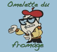 Omelette Du Fromage by clayorrnot