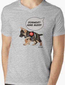 Dogmeat Mens V-Neck T-Shirt
