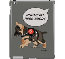 Dogmeat iPad Case/Skin