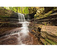 'Macquarie Rivulet, Macquarie Pass National Park, NSW' Photographic Print