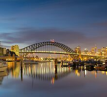 Lavender bay by donnnnnny