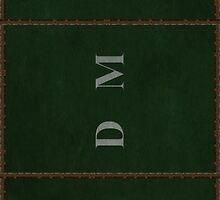 Draco Malfoy Hogwarts Trunk by larona