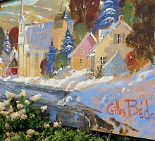 Quaint and Beautiful by Sandra Fortier