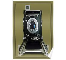█ ♥ █ CENTURY GRAPHIC CAMERA PICTURE/CARD █ ♥ █  Poster