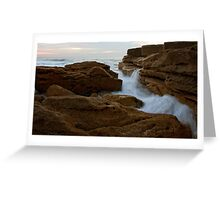 Milk and Cookies_South Head Greeting Card