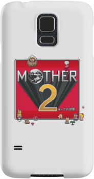 Alternative Mother 2 / Earthbound Title Screen by S M K