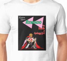 Rewindo: The Death of Apology Girl Unisex T-Shirt