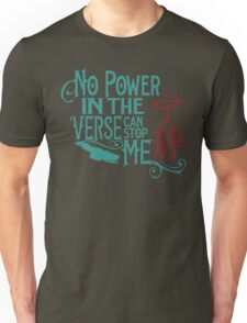 No Power in the 'Verse Unisex T-Shirt