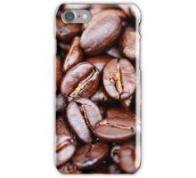 Coffee beans iPhone Case/Skin