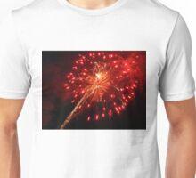 Deep Red Unisex T-Shirt