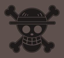 Luffy - OP Pirate Flags Kids Clothes