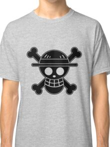 Luffy - OP Pirate Flags Classic T-Shirt
