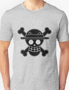 Luffy - OP Pirate Flags Unisex T-Shirt