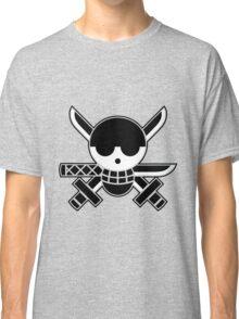 Zoro - OP Pirate Flags Classic T-Shirt