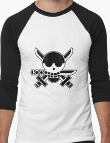 Zoro - OP Pirate Flags Men's Baseball ¾ T-Shirt