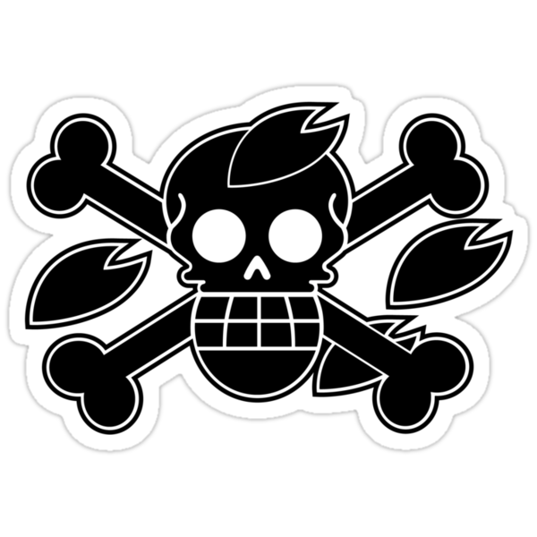 Chopper - OP Pirate Flags by Natasha Curran