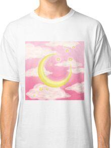 Moon Pink Classic T-Shirt
