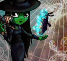 Wicked Witch Sticker