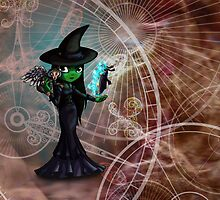 Wicked Witch by thedustyphoenix