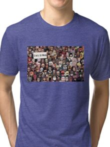 State of mind Tri-blend T-Shirt