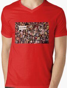 State of mind Mens V-Neck T-Shirt
